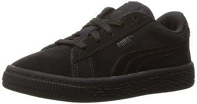 59f299df496b PUMA GIRLS  SUEDE Classic Badge PS Sneaker -  19.95