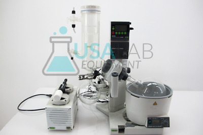 Buchi Rotary Evaporator R200 with Pump, Bath and Vacuum Controller #4