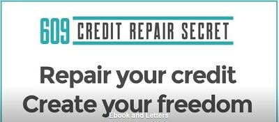Do it yourself credit repair letters and help documents easy 609 do it yourself credit repair letters and help documents easy 609 credit secret solutioingenieria Image collections