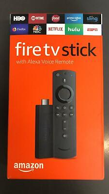 Sealed New Amazon Fire TV Stick Alexa Voice Remote Android TV 2nd Gen