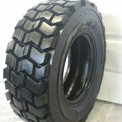 1 NEW 12X16.5 ROAD WARRIOR RS-102 SKID STEER TIRES 14 PLY FOR BOBCAT and OTHERS