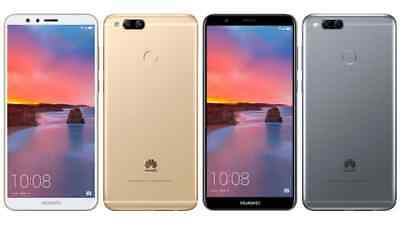 Huawei NEW Mate SE 4G LTE Unlocked Phone 51092DRH 4GB RAM 64GB 5.93'' Android 7