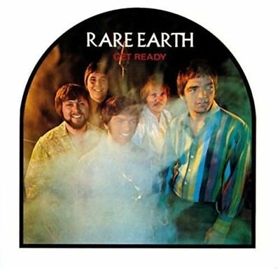 Rare Earth - Get Ready [New CD] Holland - Import