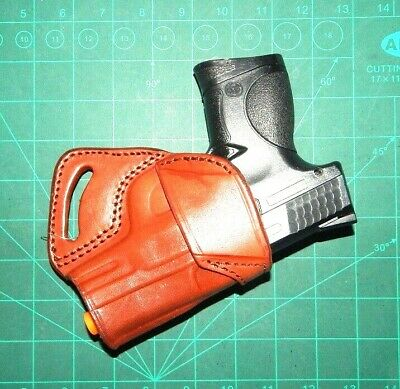 Holsters, Belts & Pouches Tagua MBH-642 AMBI Brown Leather SOB