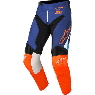 ALPINESTARS 2018 Racer Supermatic Pants Racing Gear  *NEW* Motorcycle