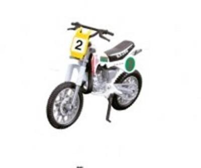Dickie Toys Dream Bike KX250 White 203385773e