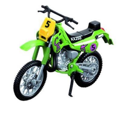 Dickie Toys Dream Bike KX250 Green 203385773a