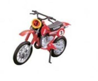 Dickie Toys Dream Bike KX250 RED 203385773f