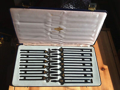 Ragg Tuning forks in good condition