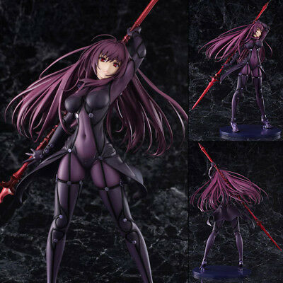 Fate/Grand Order Lancer Scathach 31cm Action Figure Figuras Giocattoli Toys NEW