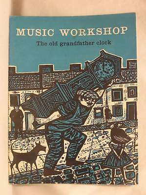 The Old Grandfather Clock - Music Workshop - Spring 1966, William Murphy - BBC f