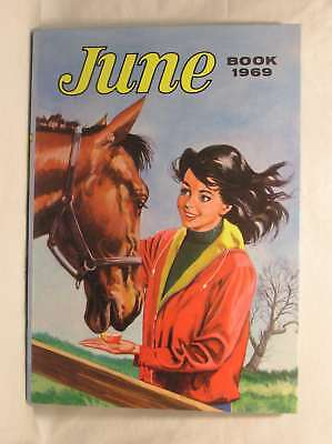 JUNE BOOK 1969 (Annual), No Author, Very Good Book