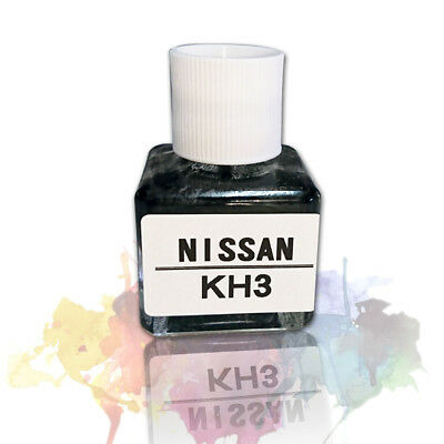 Pick Your Color For Nissan Touch Up Paint Brush Color Code KH3 Black Obsidian