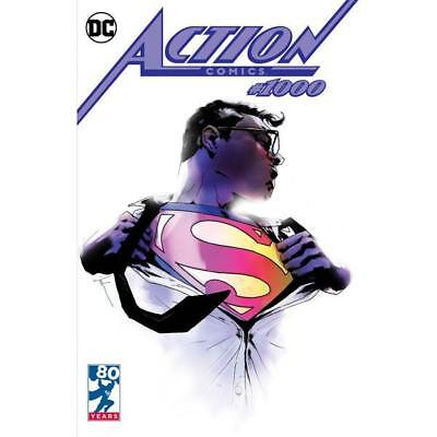 Action Comics #1000 Limited Edition Exclusive Jock Variant