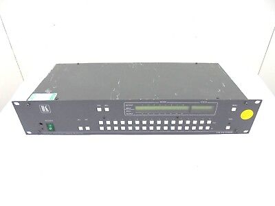 Kramer Electronics VS-1616SDI 16 x16 SDI Video Matrix Switcher *WORKING* inc.VAT