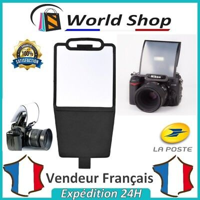 Diffuseur de flash souple écran Pop-up reflex universel CANON NIKON PENTAX SONY