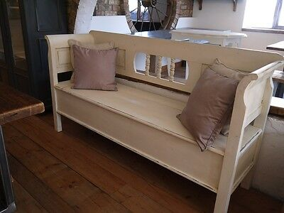 Antique Style Bench