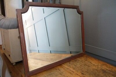 Mahogony Dressing Table Mirror
