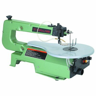 Brand New 16in Variable Speed Scroll Saw by HF tools