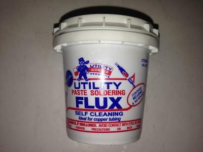 Wonder 14-210 Utility Paste Soldering Flux 4 Oz Container