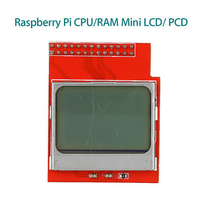 Screen Module PCD8544 Nokia 5110 LCD/PC Shield with Backlight ACC Accessories