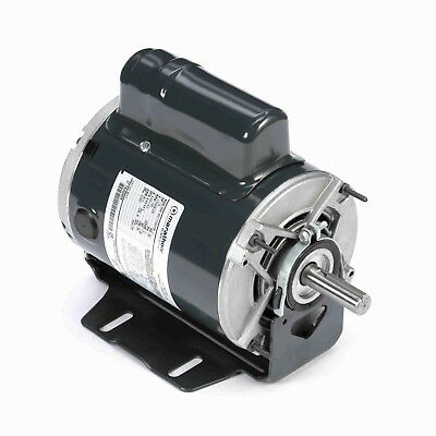 MARATHON B317 Blower Motor, 1/2 HP, 1725 RPM, 115/208-230 V, 1 PHASE, 56 FRAME