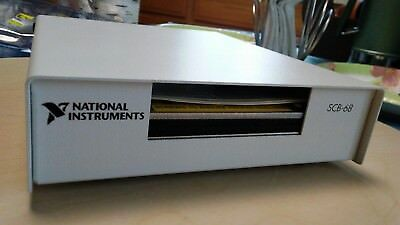 National Instruments, SCB-68 Shielded I/O