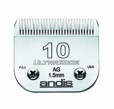NEW Andis 64071 UltraEdge Detachable Blade Size 10 / 1.5mm AGC2, AGR+, Oster