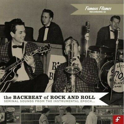 Various Artists - The Backbeat Of Rock and Roll [New CD] 3 Pack, Digipack Packag