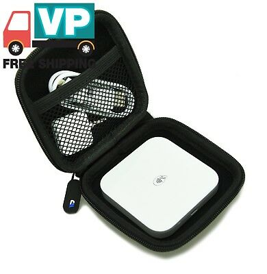 Portable Credit Card Reader Scanner Case Fits Square A SKU 0113 Contactless Ch.