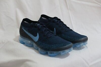 2017 Nike Air VaporMax Flyknit Ice Blue JD Sports Exclusive Men US Size 10.5