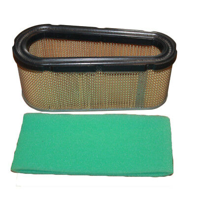 Air Filter +Pre-Filter Replacement For Briggs & Stratton 496894S 493909S 272403S