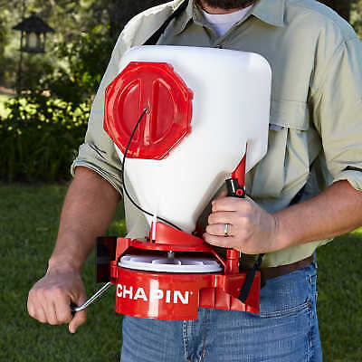 Chapin Chest-Mounted Spreader Model 8700A 680 Cu. In. Capacity