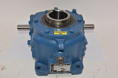 NEW CONE DRIVE SHV30-Y9A SPEED REDUCER Gearbox 60:1 RATIO 1750 RPM