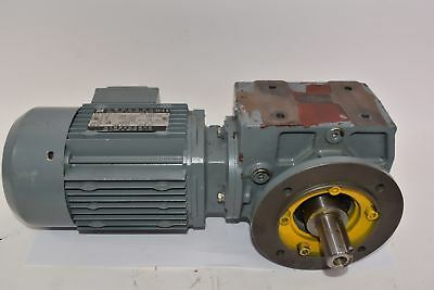 ZJ Y2-71M2-4 3 Phase Asynchronus Motor Gear Drive Speed Reducer