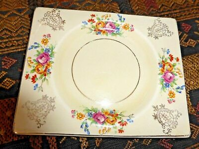 Royal Staffordshire The Biarrilz 184849 Dish Plate Pin Dish Great Britain