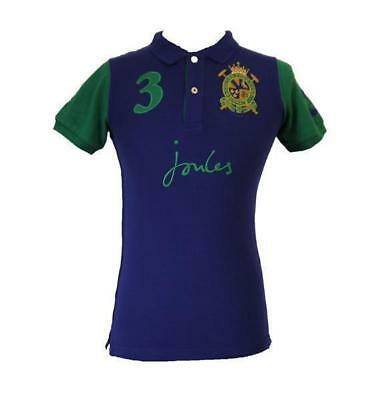 Joules Kinder Poloshirt Harry