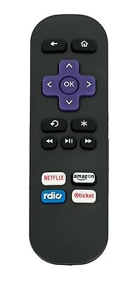 New Remote Control Replacement for ROKU 1 2 3 4 LT HD XD XS Streaming Player
