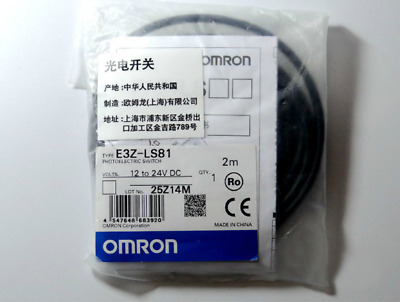 1PC New Omron E3Z-LS81 Photoelectric Switch