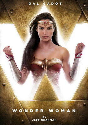 """060 Wonder Woman - Sexy Girl Justice League USA Hero 24""""x34"""" Poster"""