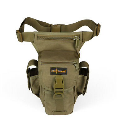 Outdoor Multifunctional Durable Waist Bag Pack Hiking Camping Storage Bag