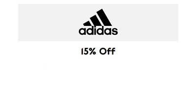 Adidas 15% OFF Discount Code