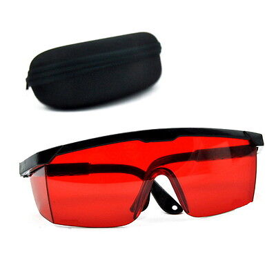 Protection Goggles Laser Safety Glasses Green Blue With Velvet Box CM