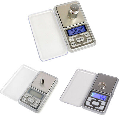 Mini Digital Pocket Scale Jewellery Precision Balance Scales Weight 500g 0.01g