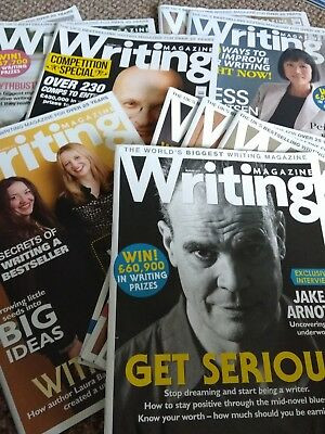 writing magazine bundle