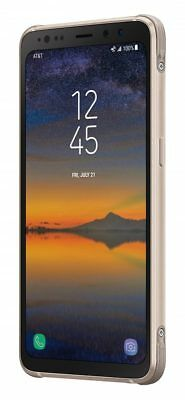 New Samsung Galaxy S8 Active SM-G892 - 64GB -GSM Unlocked (AT&T). Titanium gold