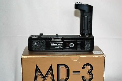 Nikon MD-3 Motor Drive in excellent LN condition