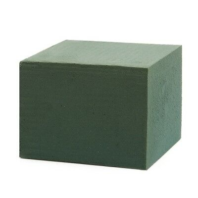 Strass IDEAL Brick Square Floral Foam 60 Carton (13 x 13 x10cm) New
