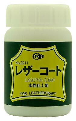 Craft Sha Leathercraft Water Resistant Acrylic Resin Leather Lacquer Gloss 100ml