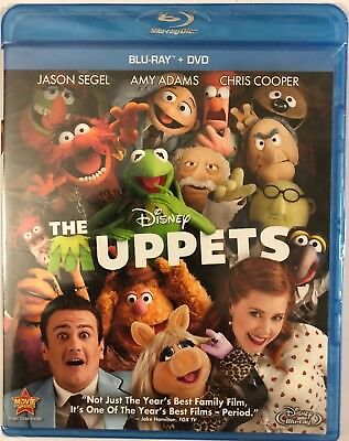 New Disney The Muppets Blu Ray Dvd 2 Disc Set Free Worldw Ide Shipping Buy Itnow